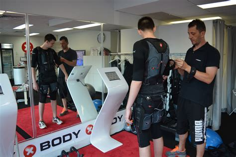 weight loss x trainer xbody ems fitness personal brisbane