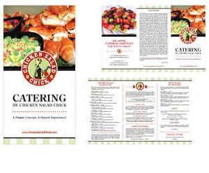 catering company brochure www imgkid com the image kid