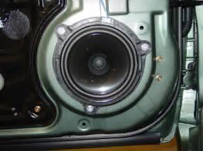2003 Nissan Sentra Speaker Size 2005 2006 Nissan Altima Car Audio Profile