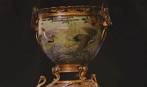 antiques roadshows most valuable find ever rhino cups may set antiques roadshow most valuable items ever to appear on