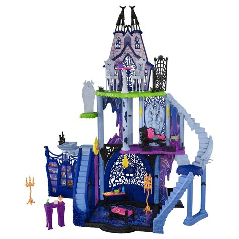 monster high doll house amazon monster high parents play
