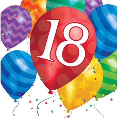birthday themes 18 year old 18th birthday party supplies 18 year old birthday party