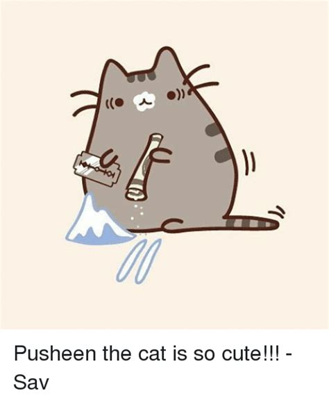 Pusheen Cat Meme - 25 best memes about pusheen the cat pusheen the cat memes