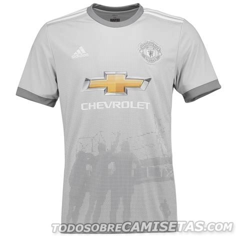 Manchester United 3rd manchester united 2017 18 adidas third kit todo sobre