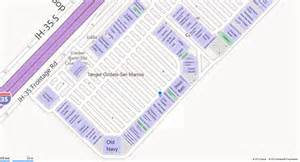 tanger outlet san marcos map images
