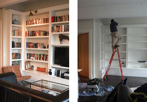 How Much Does On A Shelf Cost by How Much For Those Gorgeous Built In Bookshelves Based