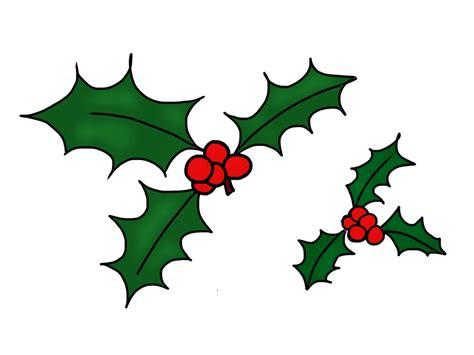 clipart holly christmas holly clipart fun christmas
