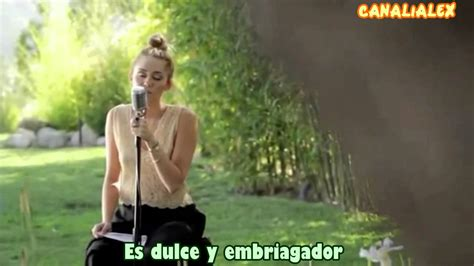 miley cyrus backyard sessions lilac wine miley cyrus lilac wine sub espaol backyard sessions