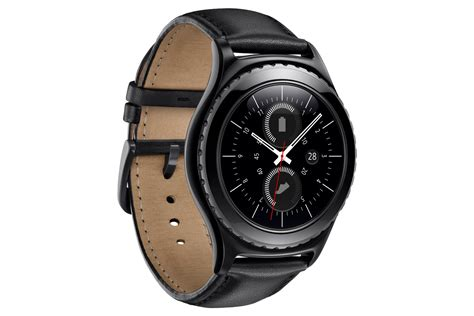 smart watches samsung gear s2 classic black brand