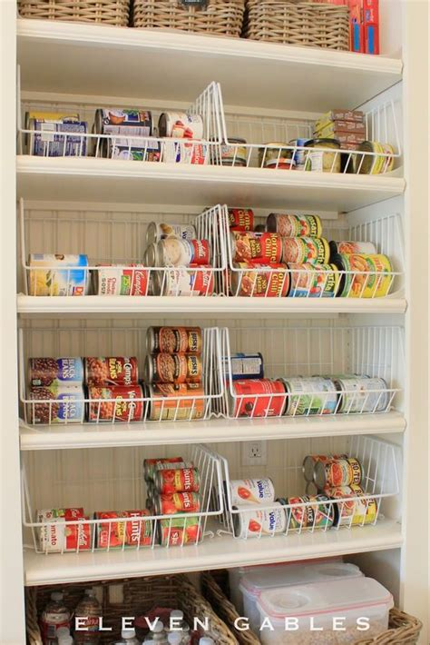 jars  containers  organize food   pantry