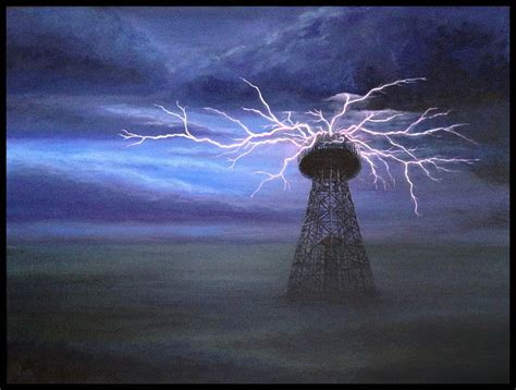 russian scientists working to reconstruct the tesla tower