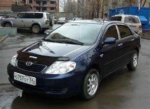 2005 For Sale 2005 Toyota Corolla For Sale 1400cc Gasoline Ff