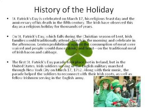 the origin of s day st s day history