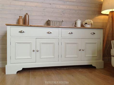 Handmade Sideboards - painted solid pine sideboard handmade solid pine 6ft