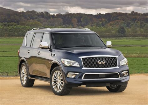 infiniti car qx80 2015 infiniti qx80 gets styling updates new limited trim