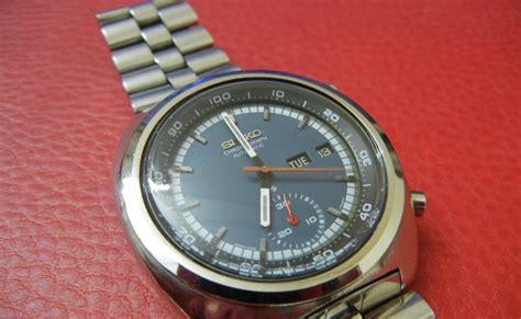 Sale Jam Dinding Seiko Qxa629s Jam Masa Seiko 6139 Blue Sold