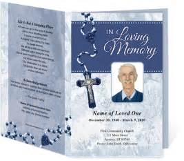 Catholic Mass Template by Catholic Funeral Programs Template For A Catholic Mass