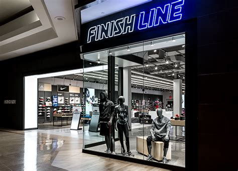 home design store palisades mall finish line posts flat sales performance following sports