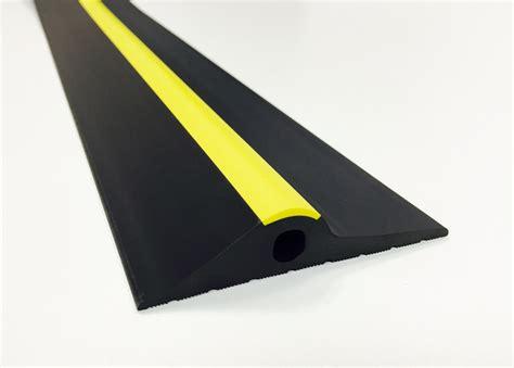 Rubber Floor Seals For Garage Doors 20mm Black Yellow Rubber Garage Threshold Seal Garage Door Seals