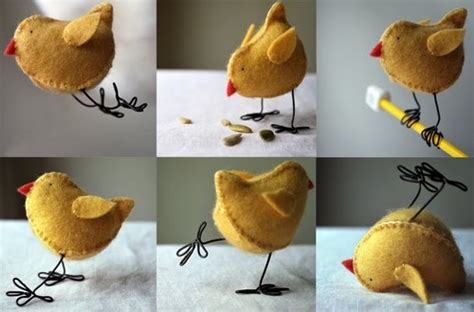 chicken diy 20 to make projects for happy and healthy chickens books diy poussin chicken paques oiseau feutrine deco ostern