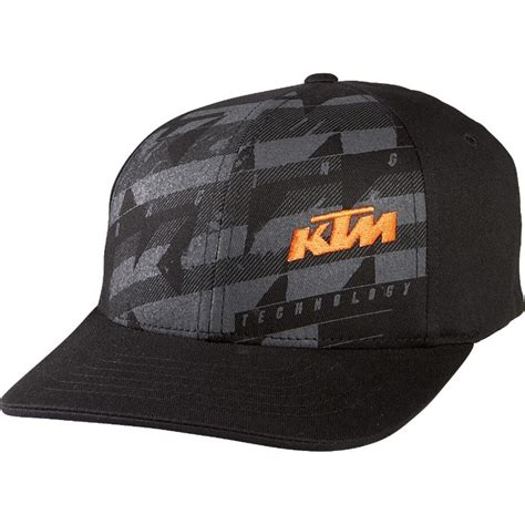 Ktm Hat Fox Racing Boys Ktm Dividend Medium Flexfit Hat Canada S