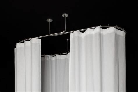 oval shower curtains oval shower curtain rod inspiration photos rilane
