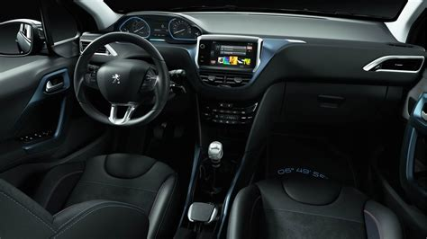 peugeot 3008 interior peugeot 3008 2015 dashboard gallery