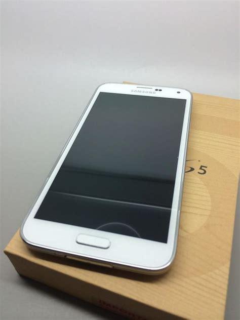 Samsung Galaxy S5 White for sale brand new samsung galaxy s5 white verizon 500usd