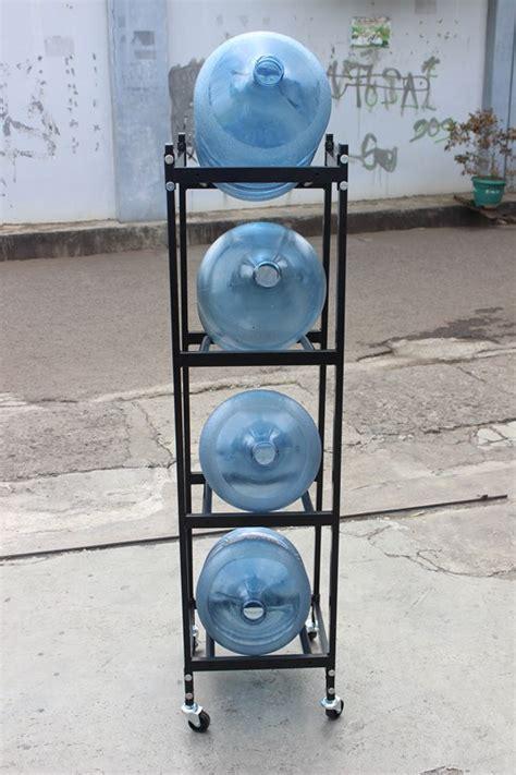jual rak galon air mineral tipe 1