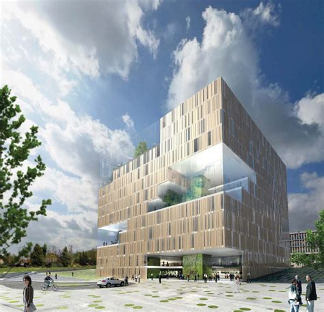 Chicagos Eco Shopping Mall Hippyshopper by Eco Cube A Lab Archdaily
