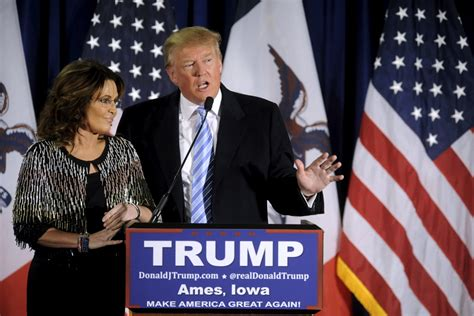 sarah palin donald trump who will be in donald trump s cabinet rudy giuliani and