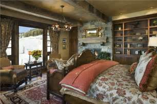 Rustic Country Bedroom Ideas Homey Country Rustic Bedroom By Jerry Locati