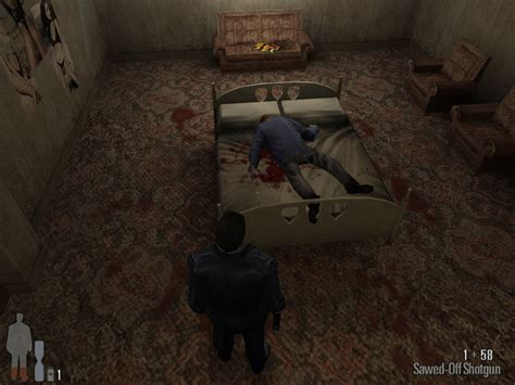 dead in bed max payne screenshots for windows mobygames