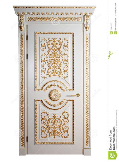Handmade Luxury - handmade luxury door royalty free stock photography