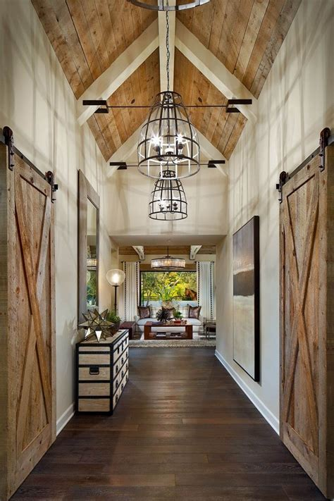 18 Rustic Farmhouse Interiors for that Lived In Look   The