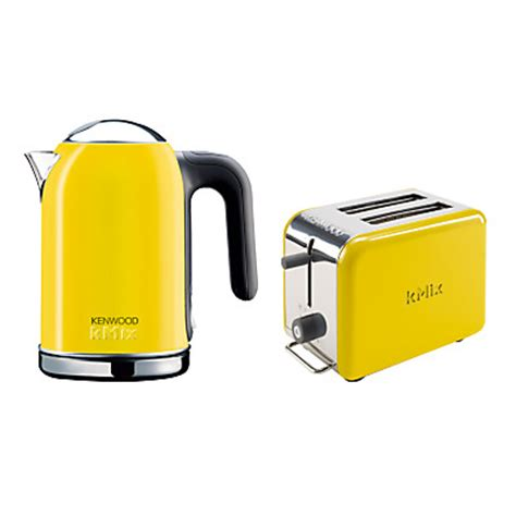 Yellow Kettle And Toaster Sets Life As Liz Knows It