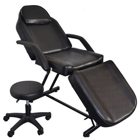 tattoo chair amazon black salon bed spa bed