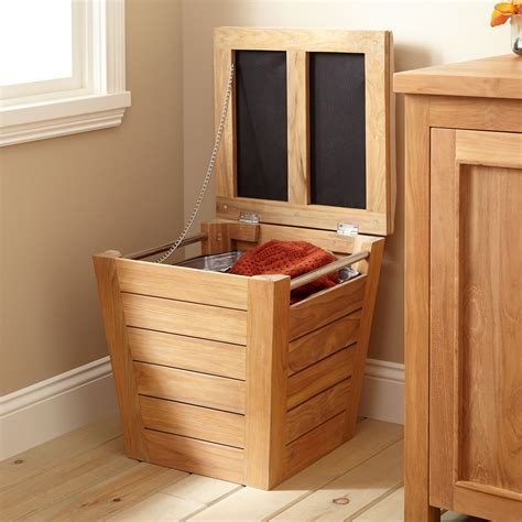 laundry basket bench laundry her bench for all tastes and styles sierra