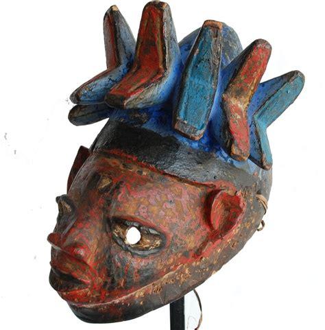 Masker Krisbow gelede mask moon collection