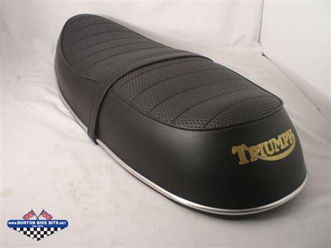triumph gel seat bonneville triumph new bonneville motorcycle parts t100 scrambler