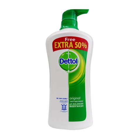 Dettol Wash Skin Care 625ml dettol wash original 625ml 313ml venus