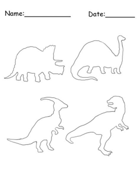 printable dinosaur stencils printable dinosaur stencil free printable crafts
