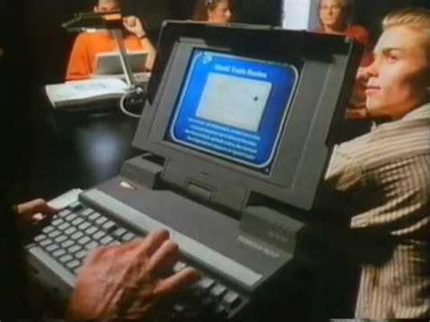 toshiba laptop commercial australia 1990