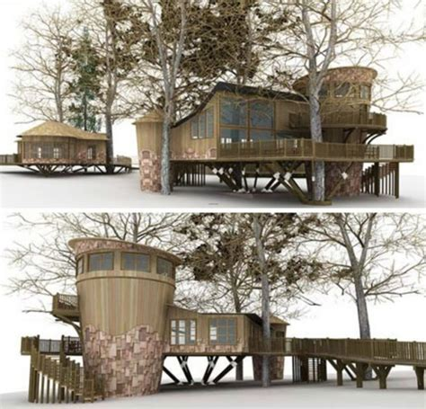 modern tree house design modern eco friendly tree house designs tree house design plan ideas home design