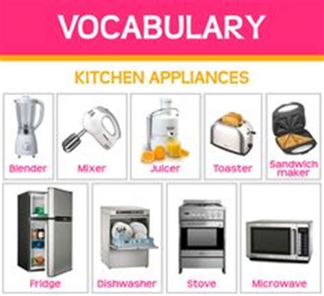 Kitchen Appliances Word Whizzle 1000 Images About Home Appliances Equipment On