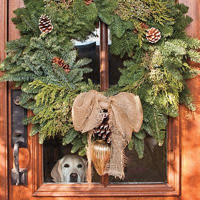 natural christmas decorations redesignedinteriors