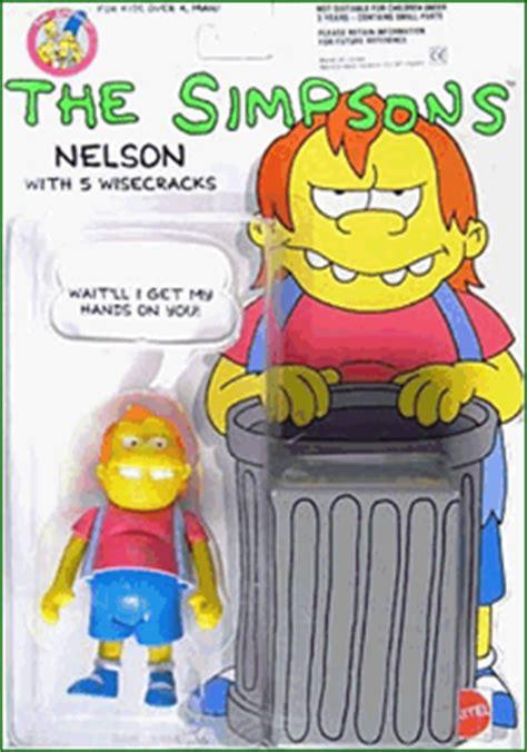 Nelson L Knock by Mattel The Simpsons Park Toute L Actualit 233 Des