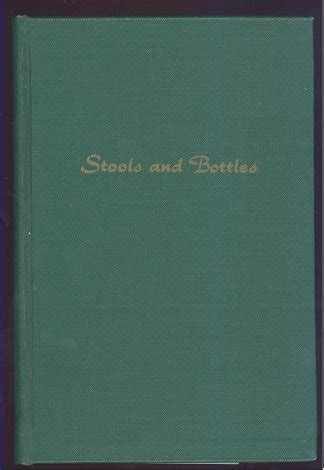 Stools And Bottles by Stools And Bottles Printing 1955