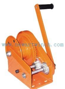 Winch 2600lbs 2600lbs automatic brake lde winch