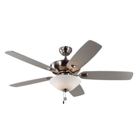monte carlo turbine ceiling fan review monte carlo colony max plus 52 in indoor outdoor brushed